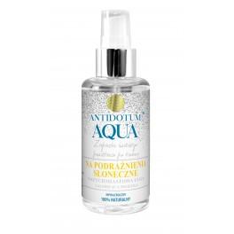 NA PODRAŻNIENIA SŁONECZNE - Kosmetyk: Antidotum Aqua